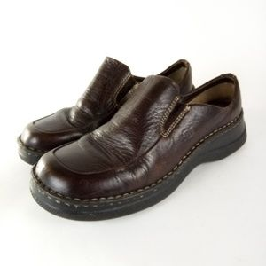 Born Loafers Size 8.5 Brown Shoes